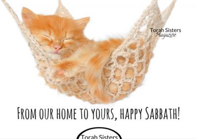 Happy Sabbathkitten