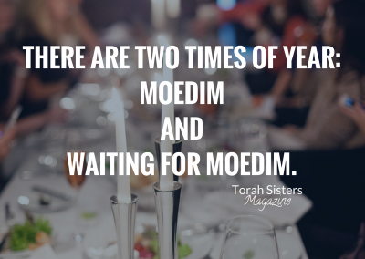 there are two times of the year-Moedimandwaiting for Moedim