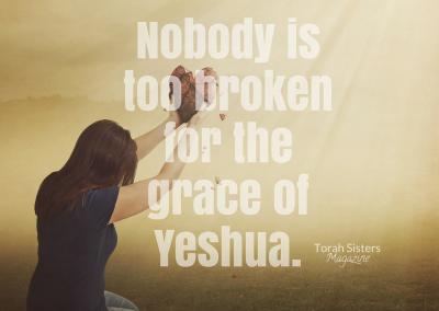 Nobody is too broken