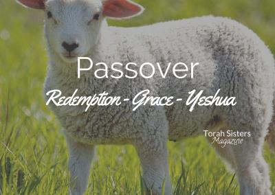 Passover-redemption