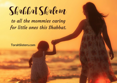 shabbat shalom to mom