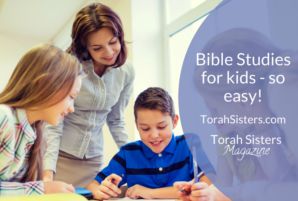 Bible Studies for Kids that are Easy for Mom: Grapevine Studies
