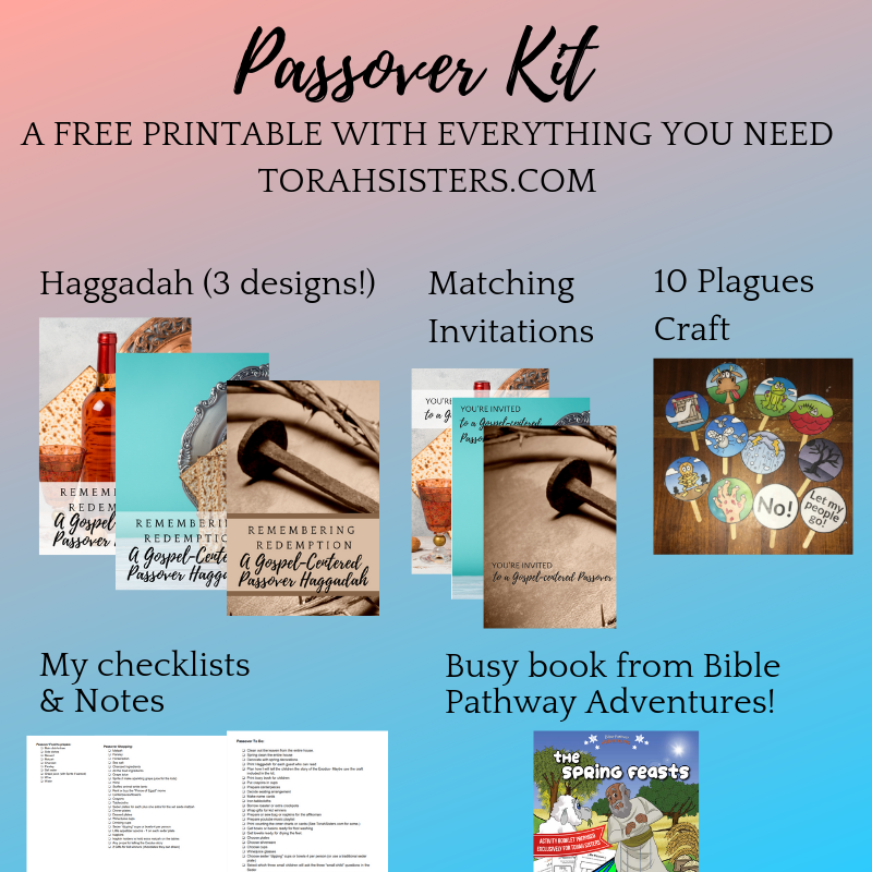 photo about Printable Haggadahs referred to as Pover Package 2019